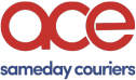Ace Same Day Couriers Footer Logo