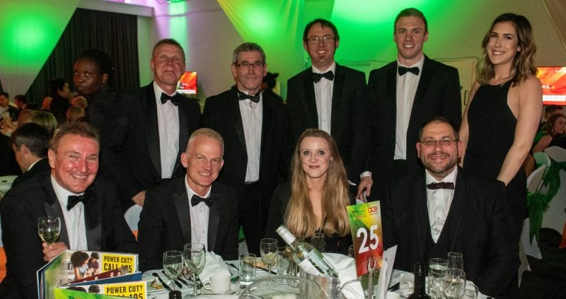 ACE Sameday Couriers Nottingham Post Biz Awards